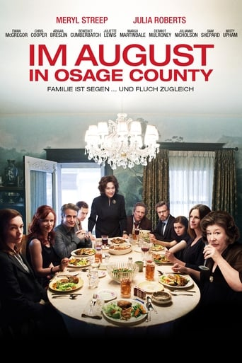 Im August in Osage County - Komödie / 2014 / ab 12 Jahre