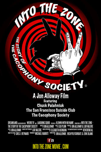 Poster of Into the Zone: The Story of the Cacophony Society