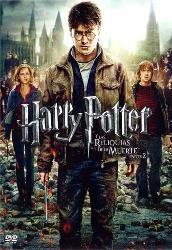 Poster of Harry Potter y las reliquias de la muerte - Parte II