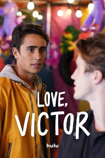 Poster of Love, Victor