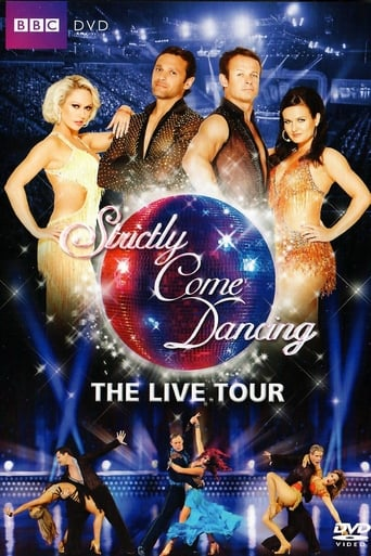 Poster of Strictly Come Dancing The Live Tour