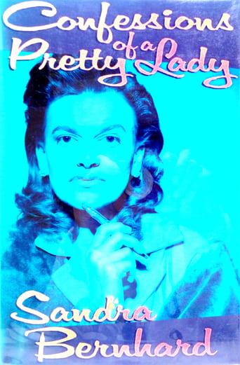 Sandra Bernhard: Confessions of a Pretty Lady Movie Poster