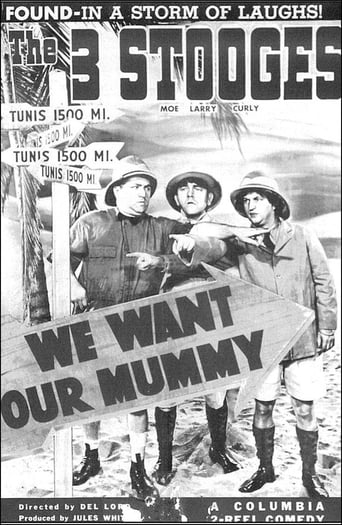 Poster of We Want Our Mummy