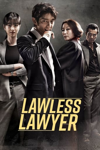 Poster of Lawless Lawyer
