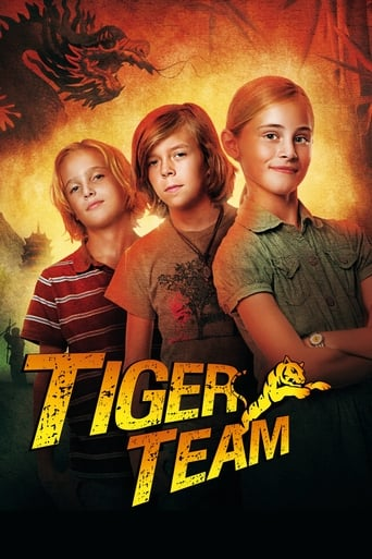 Poster of Tiger Team: The Mountain of 1000 Dragons