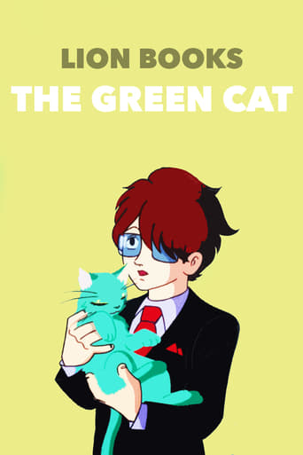 Poster of The Green Cat
