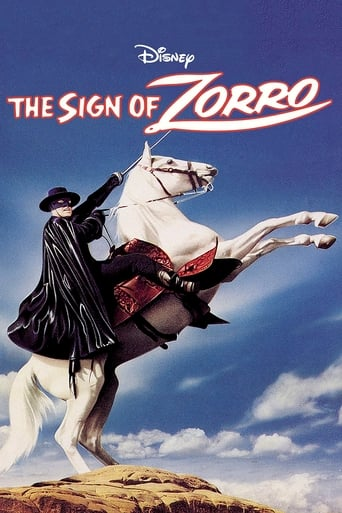 Poster of The Sign of Zorro