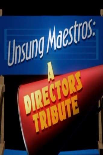 Poster of Unsung Maestros: A Directors Tribute