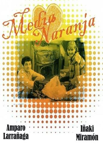 Poster of Media naranja