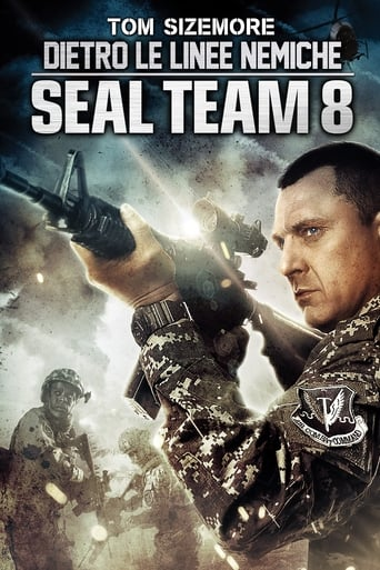 Poster of Seal Team Eight: Behind Enemy Lines