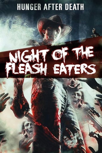 Poster of Night of the Flesh Eaters
