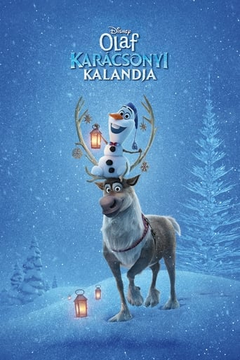 Poster of Olaf karácsonyi kalandja