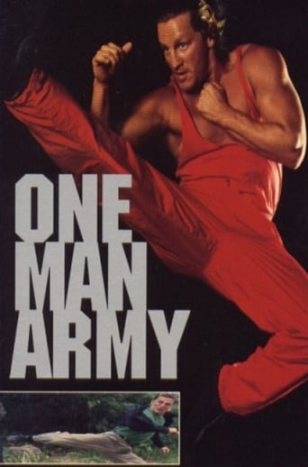 Poster of One Man Army