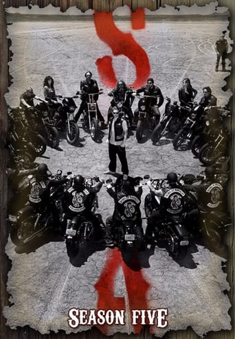 Anarchijos vaikai / Sons of Anarchy (2012) 5 Sezonas online