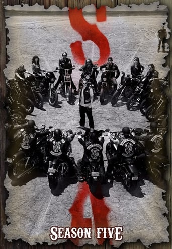 Anarchijos vaikai / Sons of Anarchy (2012) 5 Sezonas