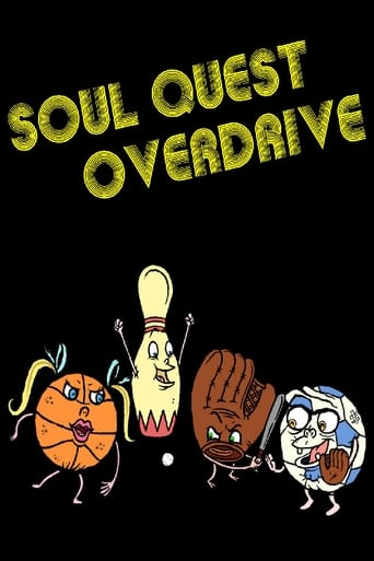 Poster of Soul Quest Overdrive
