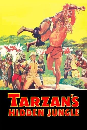Poster of Tarzan's Hidden Jungle