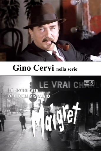 Poster of Le inchieste del commissario Maigret