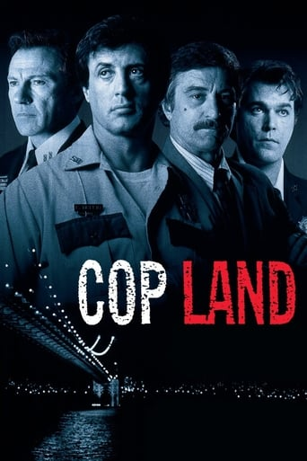 Poster of Cop Land