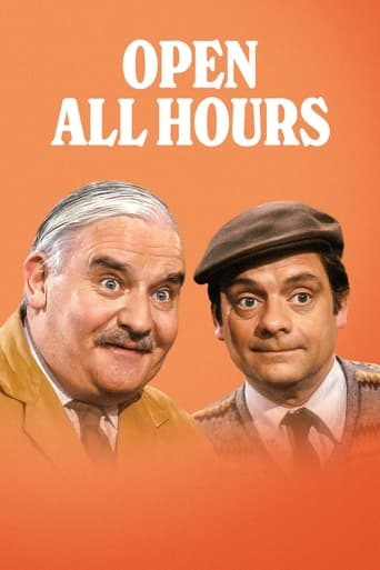Poster Open All Hours