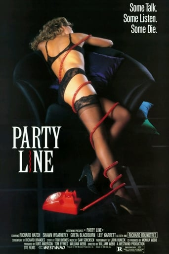 Poster of Party Line