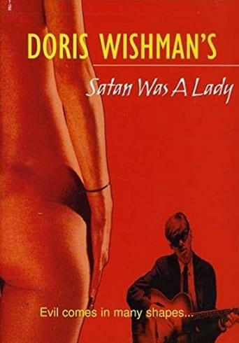 Poster of Satan Was a Lady