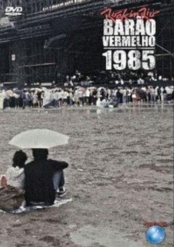 Barão Vermelho 1985 - Rock In Rio