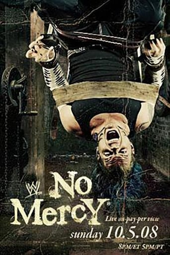 Poster of WWE No Mercy 2008