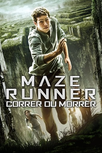 Maze Runner: Correr ou Morrer Torrent (2014) Dual Áudio / Dublado 5.1 BluRay 720p | 1080p – Download