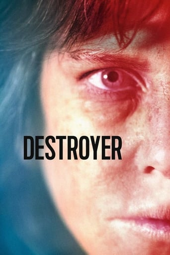 Destroyer Poster