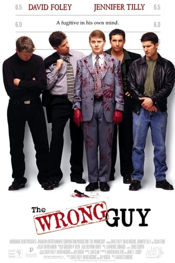 Poster of The Wrong Guy