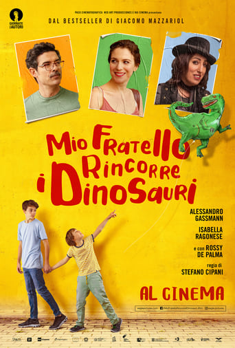 Poster of My Brother Chases Dinosaurs