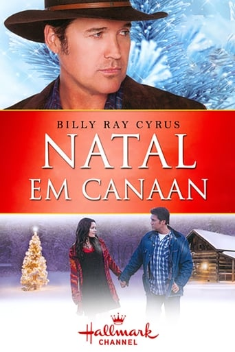 Poster of Christmas Comes Home to Canaan