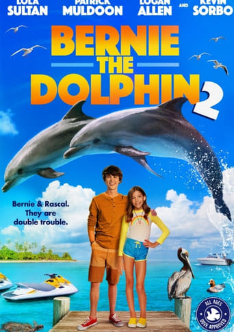 Bernie the Dolphin 2 Poster
