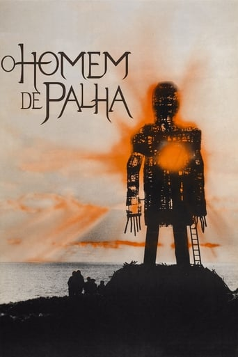 O Homem de Palha - Poster