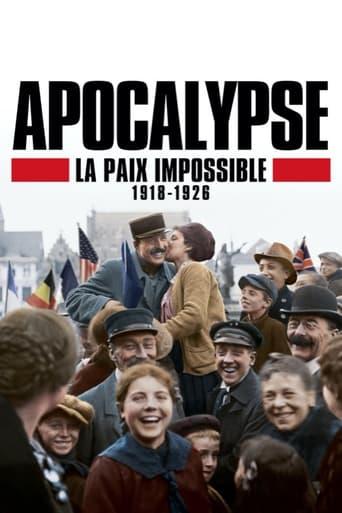 Poster Apocalypse: Never-Ending War (1918-1926)