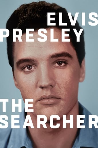 Elvis Presley: The Searcher Poster
