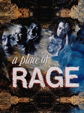 Poster of A Place of Rage