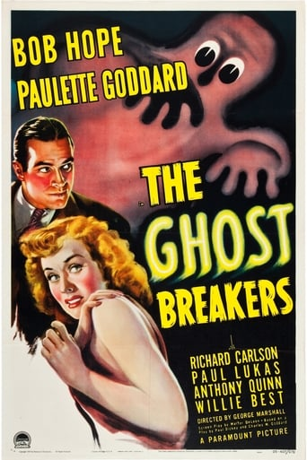 Poster of The Ghost Breakers