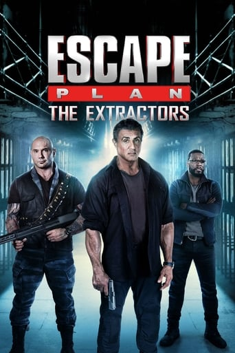 Poster of Escape Plan: The Extractors
