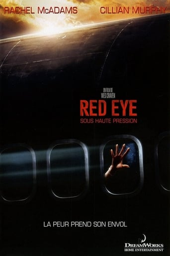 Poster of Red eye - Sous haute pression
