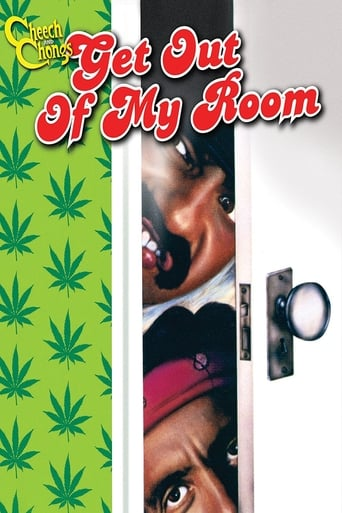 Poster of Cheech & Chong Get Out of My Room