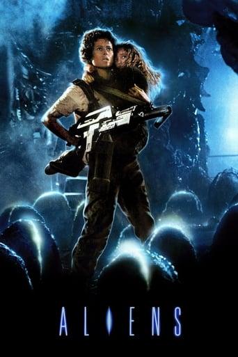 Aliens (1986) - poster