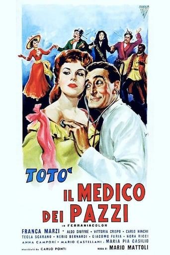 Poster of Il medico dei pazzi