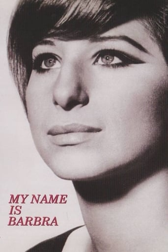 Official movie poster for My Name Is Barbra (1965)