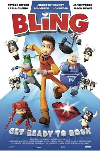 Poster of Bling