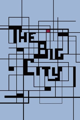 Poster of The Big City