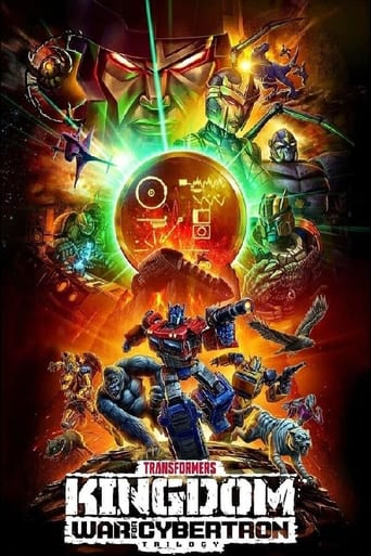 Poster Transformers: War for Cybertron: Kingdom
