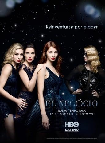 O Negócio 3ª Temporada - Poster