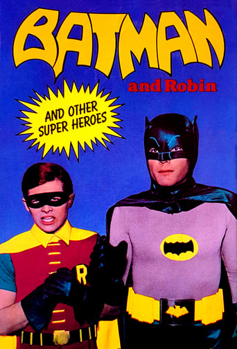 Batman and Robin and Other Super Heroes